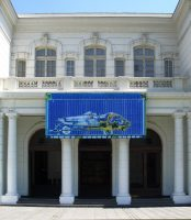 Speedboat <br> 2002<br><br> Museo de Arte Contemporáneo MAC Santiago de Chile