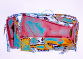 Vase <br> 1999<br><br> C-Print, 60 x 85 cm