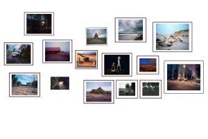 Tatort Spezial <br> 2007-2015<br><br> Ausstellungsansicht <br> Neue Galerie Gladbeck<br> 13.11.2015 &#8211; 8.01.2016 <br><br> 14 C-Prints 40 x 50 cm, 48 x 61 cm, 60 x 75 cm, 80 x 100 cm <br> 1 Leuchtkasten 40 x 58 x 15 cm <br> <br> <font color=808080> Exhibition view <br> Neue Galerie Gladbeck  <br> 13.11.2015 &#8211; 8.01.2016<br><br>  14 C-Prints 15,7 x 19,7 inch, 18,9 x 24 inch, 23,6 x 29,5 inch, 31,5 x 39,4  inch <br> 1 lightbox 15,7 x 22,8, x  5,9 inch  </font>