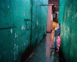 LETI  <br> Mexico City 2016 <br><br> C-Print Leuchtkasten<br>  300 x 375 cm<br><br> caja de luz<br> 300 x 375 cm