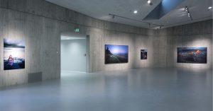 Tatort  <br> <br>Ausstellungsansicht <br> Neue Galerie Gladbeck<br> 13.11.2015 &#8211; 8.01.2016 <br><br>   <font color=808080> Exhibition view <br> Neue Galerie Gladbeck  <br> 13.11.2015 &#8211; 8.01.2016<br><br>