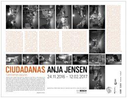 CIUDADANAS<br>Caminamos oscuras <br> <br>Journal zur Ausstellung<br> <br><font color=#808080>Revista para la exposición
