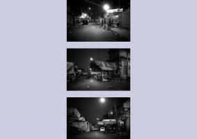 CIUDADANAS<br>Caminamos oscuras <br> <br>Nachtfahrt durch Tépito<br>November 2016<br><br><font color=#808080>Paseo nocturno a través de Tépito<br>Noviembre 2016