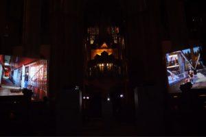 Santa Muerte <br> 2018<br> <br>St. Lamberti<br>Münster